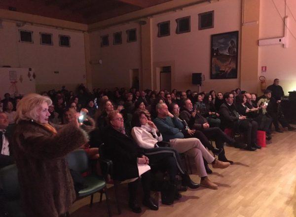 CROSIA Calabria nel cuore, (platea)