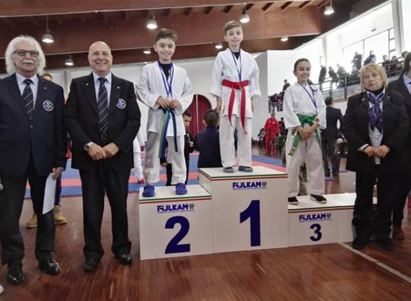 Funakoshi Karate-Do Cariati (2)