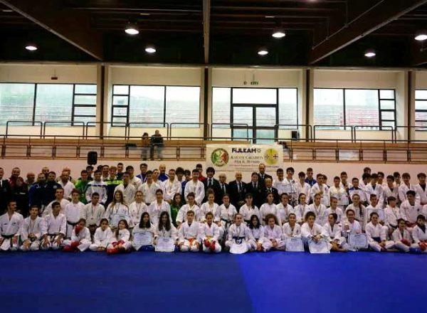 Raduno CTR Centro Tecnico Regionale di Alto Profilo Agonistico Karate FIJLKAM CONI