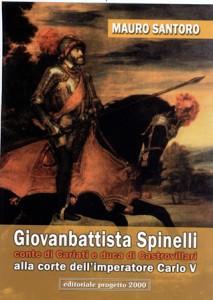 copertina Libro spinelli M. Santoro