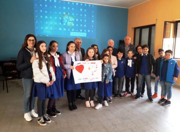 AVIS cultura della donazione studenti IC Cariati (1)