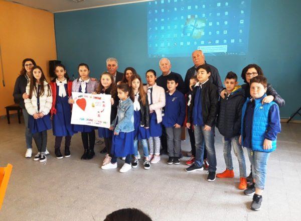 AVIS cultura della donazione studenti IC Cariati (2)