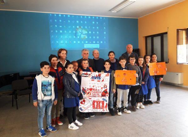AVIS cultura della donazione studenti IC Cariati (3)
