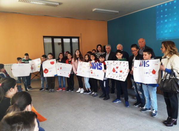 AVIS cultura della donazione studenti IC Cariati (5)