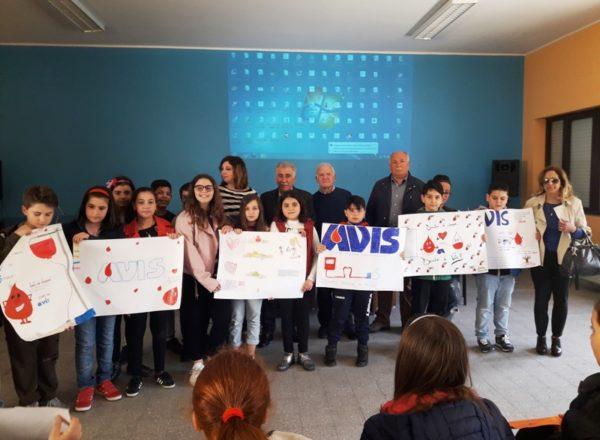 AVIS cultura della donazione studenti IC Cariati (7)