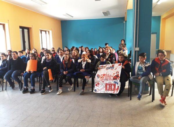 AVIS cultura della donazione studenti IC Cariati (9)