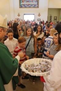 Associazione Nuovo Cielo gruppo vescovo giuseppe satriano2 17-7-2016