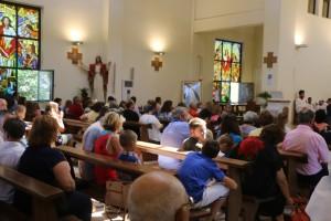Associazione Nuovo Cielo gruppo vescovo giuseppe satriano3 17-7-2016