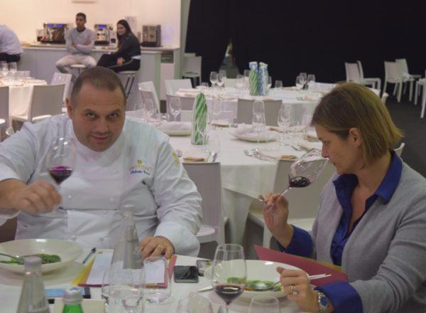 Bobo Cerea e la sorella Rossella- Ristorante Da Vittorio 3 stelle Michelin DSC_0395