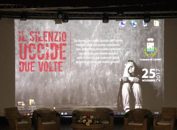 CONVEGNO IL SILENZIO UCCIDE DUE VOLTE01