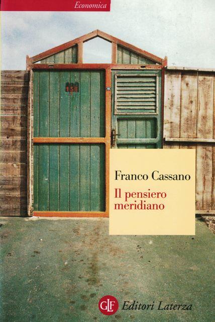 """Copertina del libro """"Il pensiero meridiano"""""""