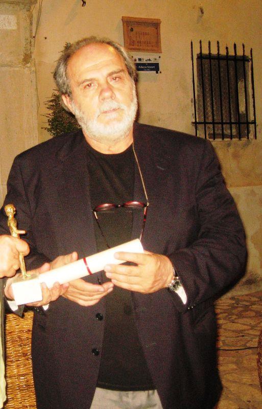 F. Cassano a Cariati nell'estate del 2009.