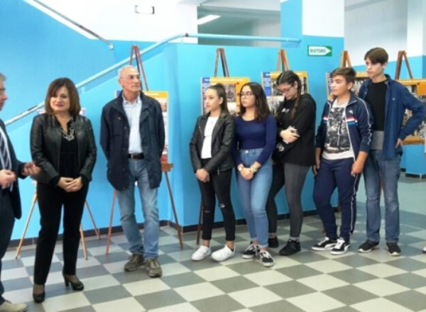 IIS di Cariati Mostre su Identità e Migrazioni 10-201812
