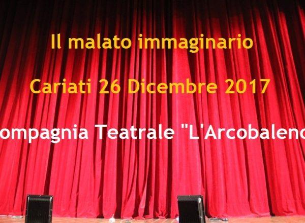 Il malato immaginario Larcobaleno 26-12-17001