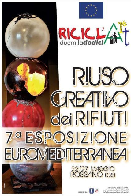 MANIFESTO-RICICLART-2012