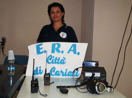 Gianna Russo PRESENTAZIONE ASSOCIAZIONE ERA CARIATI 23-07-201703