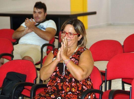 FILOMENA GRECO PRESENTAZIONE ASSOCIAZIONE ERA CARIATI 23-07-201713