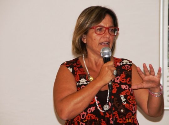 filomena greco PRESENTAZIONE ASSOCIAZIONE ERA CARIATI 23-07-201734