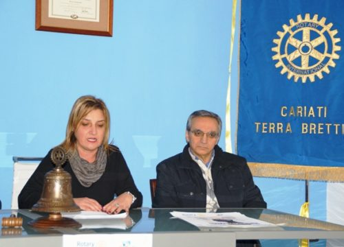 ROTARY CARIATI TERRA BRETTIA GIULIANA GRECO NICOLA COSENTINO 19-1-2017 (4)