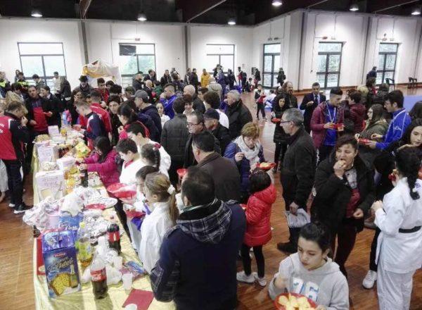 Raduno CTR Festa degli auguri di Buone Feste CTR FIJLKAM CONI