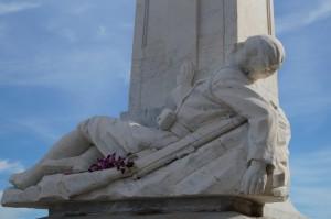 commemorazione caduti in guerra 4-11-2013