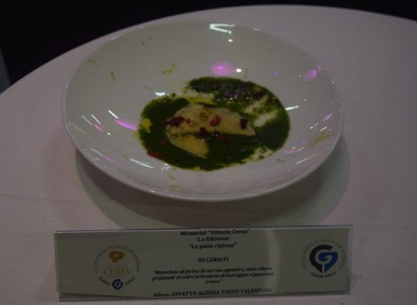 il piatto presentato dalla scuola di Cariati DSC_0458