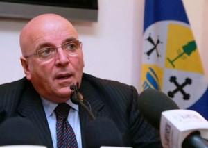 Insediamento presidente Regione Mario Oliverio.